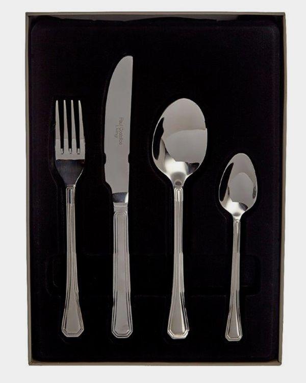 Paul Costelloe Living Stainless Steel Cutlery Set - 16 Piece