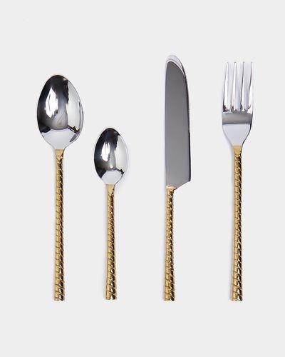 Paul Costelloe Living 16 Piece Cutlery Set thumbnail