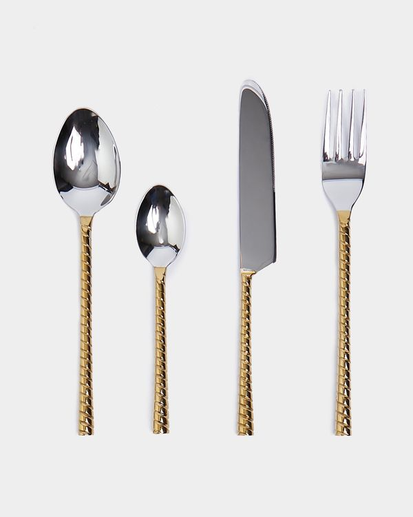 Paul Costelloe Living 16 Piece Cutlery Set