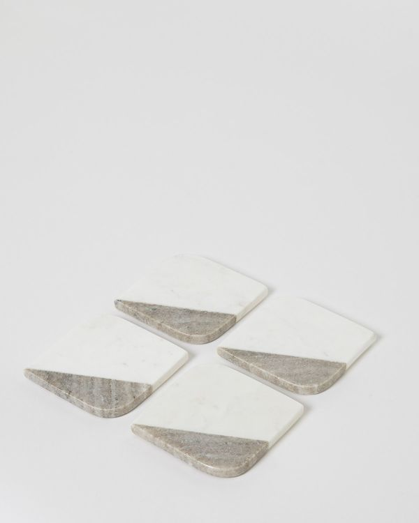 Paul Costelloe Living Marble Coasters - Pack Of 4