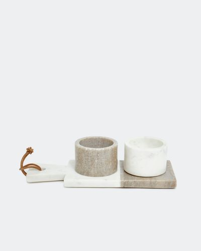 Paul Costelloe Living Marble Pinch Pot