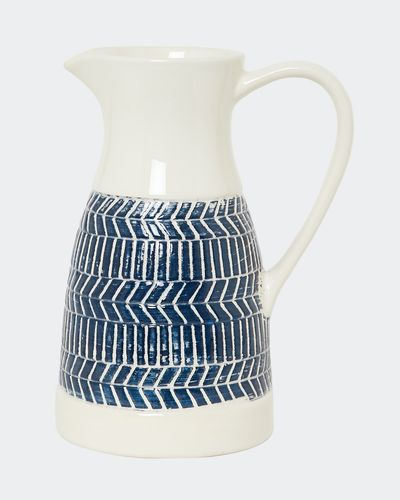 Paul Costelloe Living Ethnic Pitcher