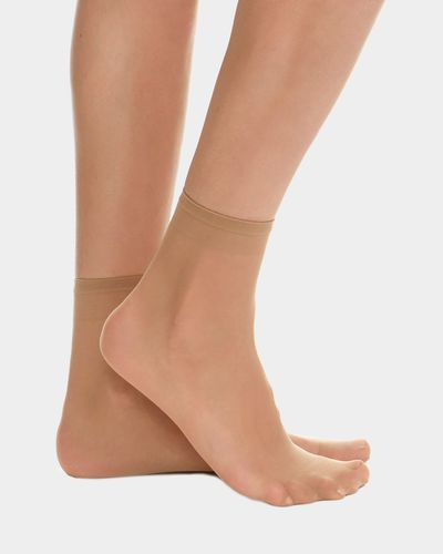 15 Denier Ankle Highs - Pack Of 5 thumbnail