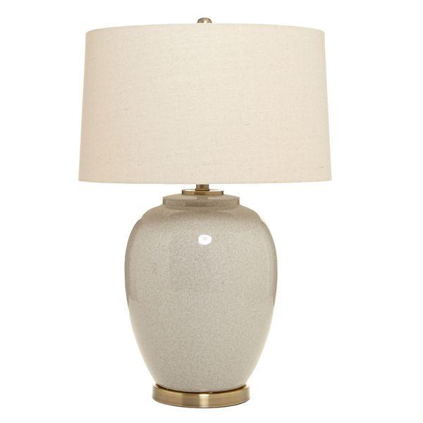 Paul Costelloe Living Crackle Glaze Lamp