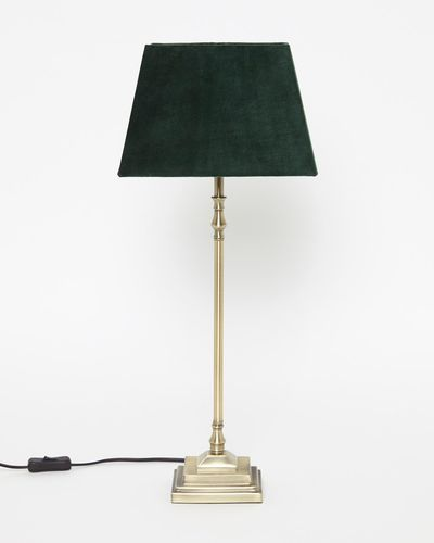 Paul Costelloe Living Velvet Lamp thumbnail