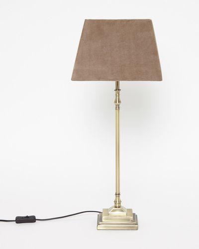 Paul Costelloe Living Velvet Lamp thumbnail