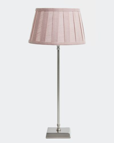 Paul Costelloe Living Linen Shade Lamp