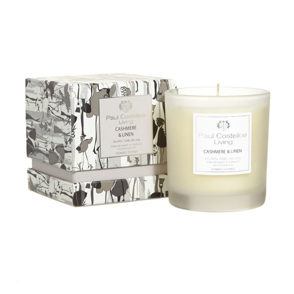 Paul Costelloe Living Lady Candle