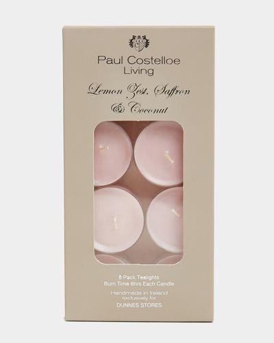 Paul Costelloe Living Tealights - Pack Of 8