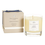 navy Paul Costelloe Living Signature Bow Candle
