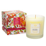 dark-pink Paul Costelloe Living Tuscan Summer Candle