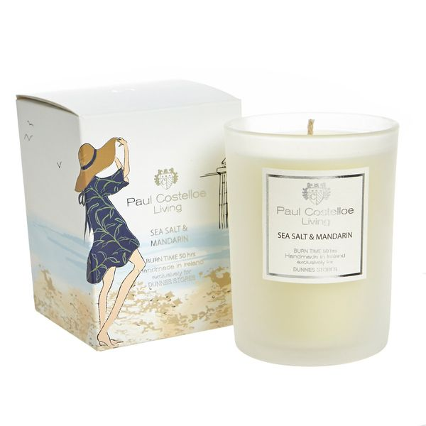 Paul Costelloe Living Lady Scene Candle