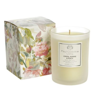 Paul Costelloe Living Flora Candle