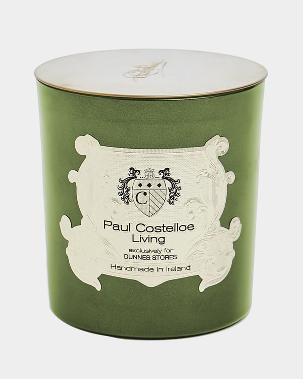 Paul Costelloe Living Crest Candle