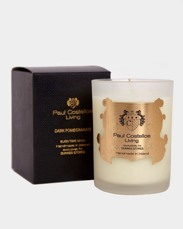 Paul Costelloe Living Textured Croc Candle
