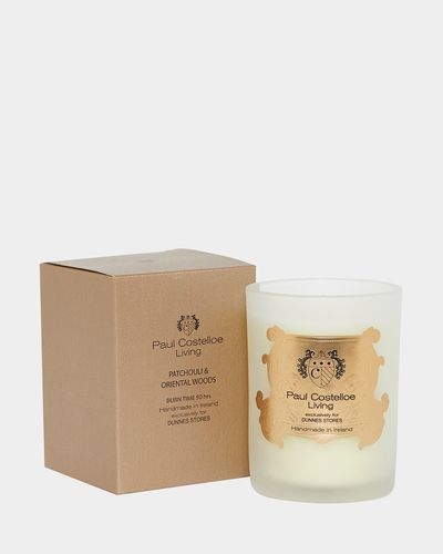 Paul Costelloe Living Textured Scented Candle