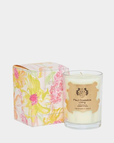 Paul Costelloe Living Newport Floral Scented Candle