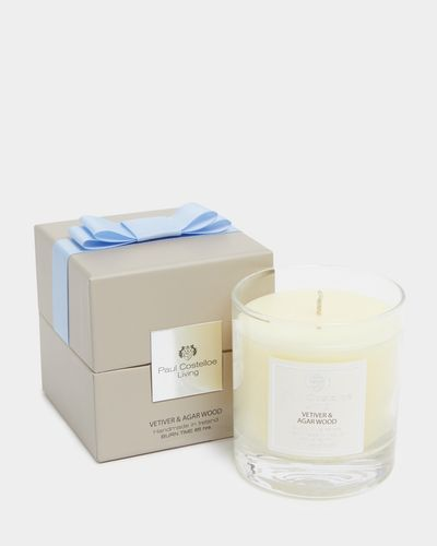 Paul Costelloe Living Bow Scented Candle