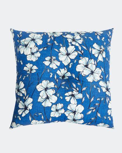 Paul Costelloe Living XL Floral Cushion