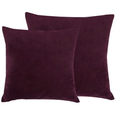 Paul Costelloe Living Velour Cushion thumbnail