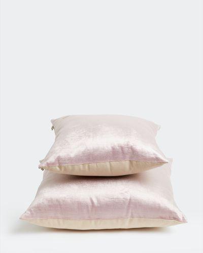 Paul Costelloe Living Blush Decadence Cushion