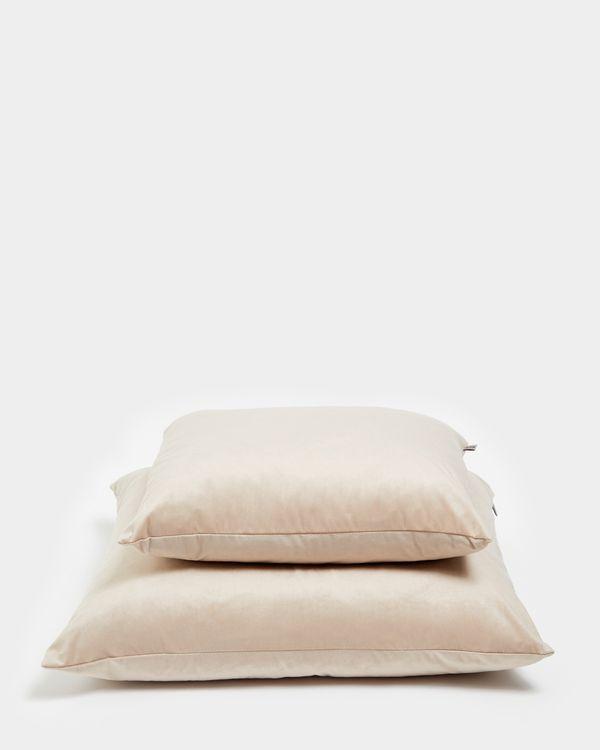 Paul Costelloe Living Mink Velour Cushion