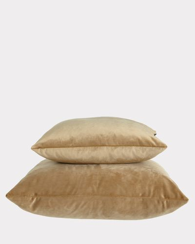 Paul Costelloe Living Velour Feather Filled Cushion thumbnail