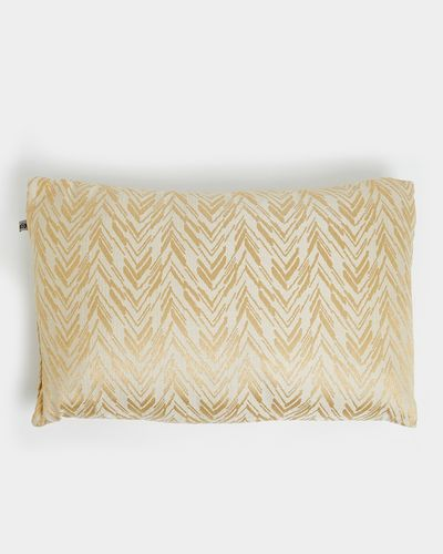 Paul Costelloe Living Chevron Cushion