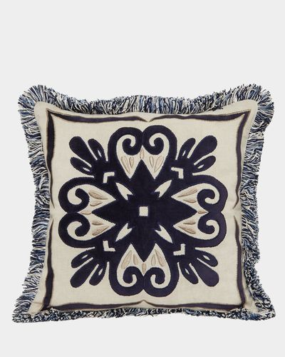 Paul Costelloe Living Hamptons Euro Cushion