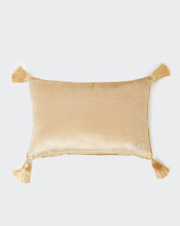 Paul Costelloe Living Tassel Cushion