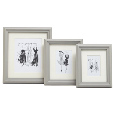 Paul Costelloe Living Mounted Frame