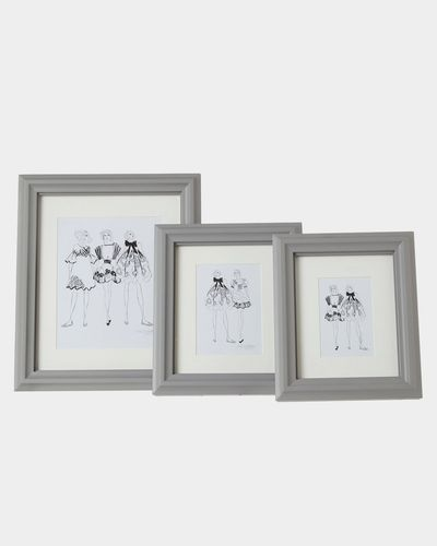 Paul Costelloe Living Mounted Frame thumbnail