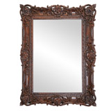 brown Paul Costelloe Living Balthazar Mirror
