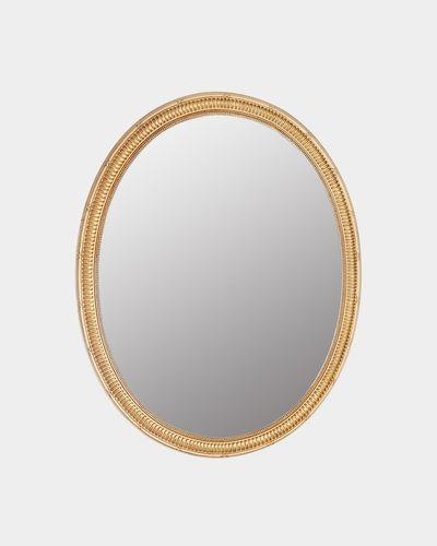 Paul Costelloe Living Oval Mirror thumbnail