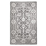 grey Paul Costelloe Living Luna Rug