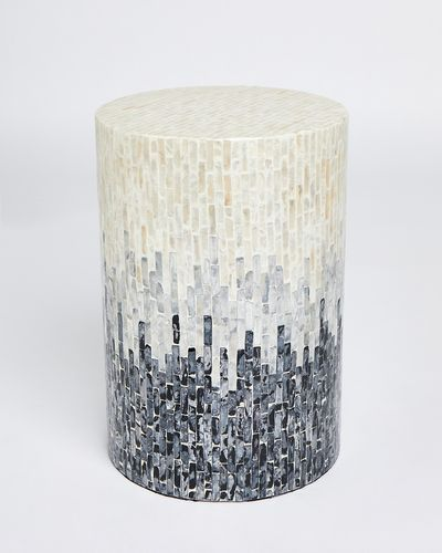Paul Costelloe Living Mother Of Pearl Side Table