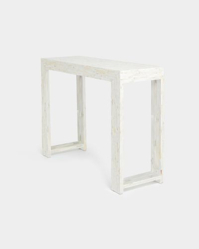 Paul Costelloe Living Mother of Pearl Console Table