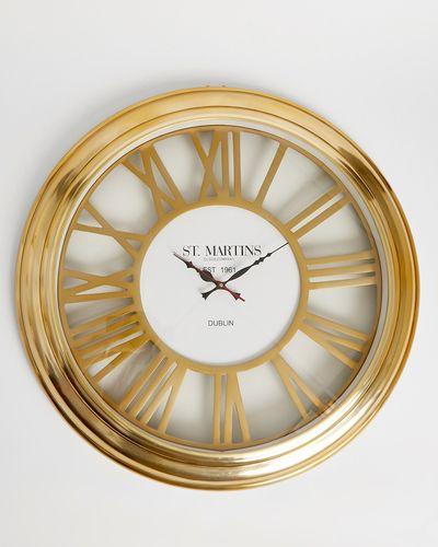 Paul Costelloe Living Wilson Clock