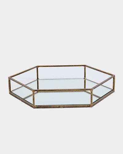 Paul Costelloe Living Mirrored Tray