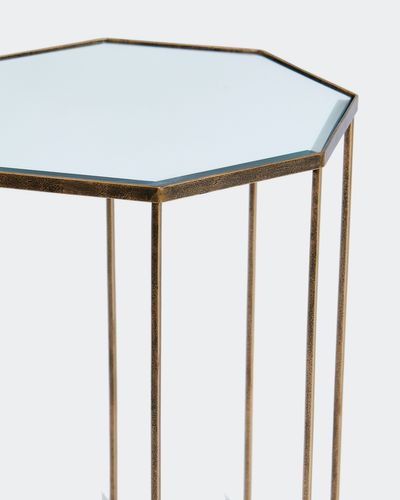 Paul Costelloe Living Mirrored Table