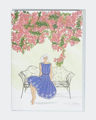 Paul Costelloe Living Lady Gift Card thumbnail