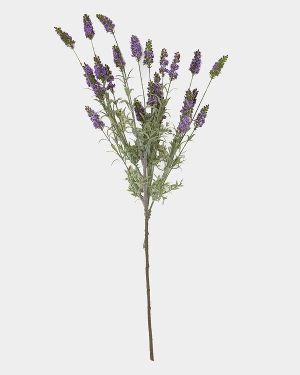Paul Costelloe Living Lavender Artificial Flower Spray
