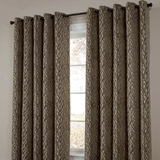 taupe Paul Costelloe Living Pimlico Curtains