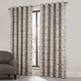 pewter Paul Costelloe Living Taylor Curtain