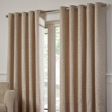 ivory Paul Costelloe Living Bloomsbury Curtains