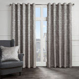 grey Paul Costelloe Living Venezia Curtain