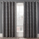grey Paul Costelloe Living Charleston Curtain