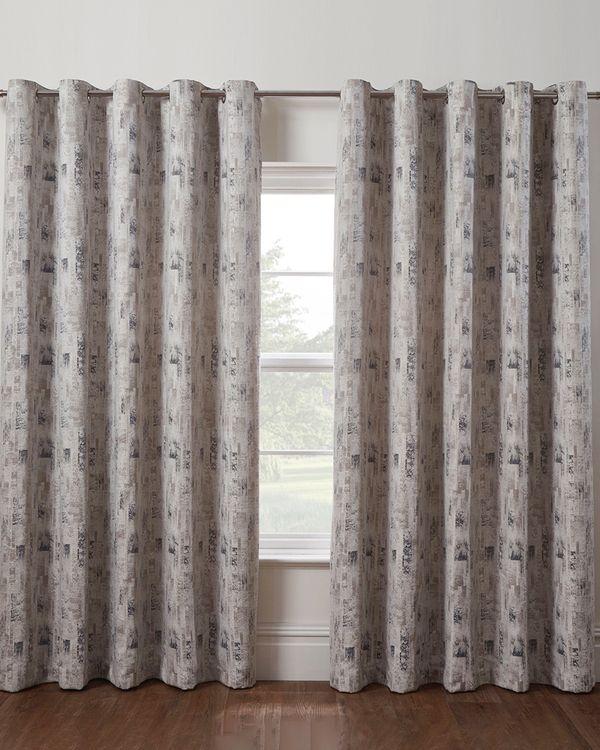 Paul Costelloe Living Postino Curtain