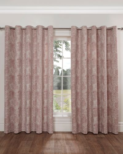 Paul Costelloe Living Rosa Curtain