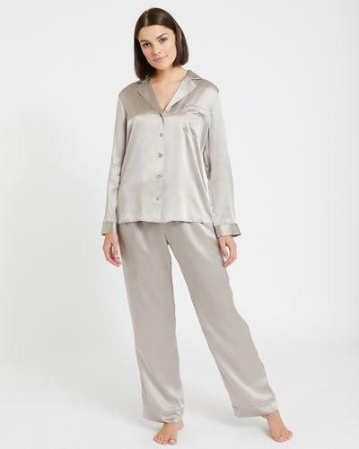 Paul Costelloe Living Pure Silk Pyjamas